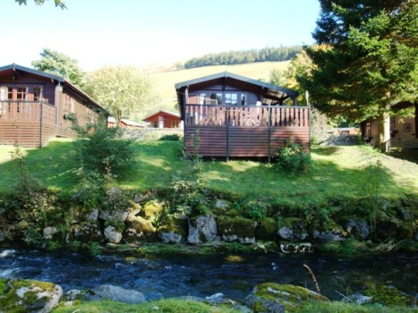 Kingfisher Lodge Lake District Holiday Lodges